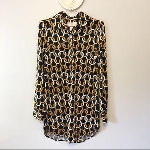 Julie Brown Tunic Dress